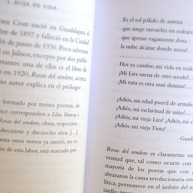 Sangre roja: versos libertarios, Carlos Gutiérrez Cruz