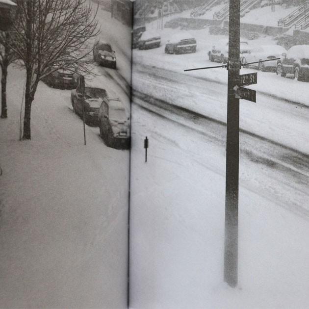 Nieve, Pablo Rasgado
