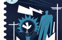 El pentagrama eléctrico
